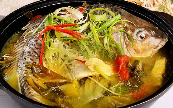 món ngon từ cá chép
