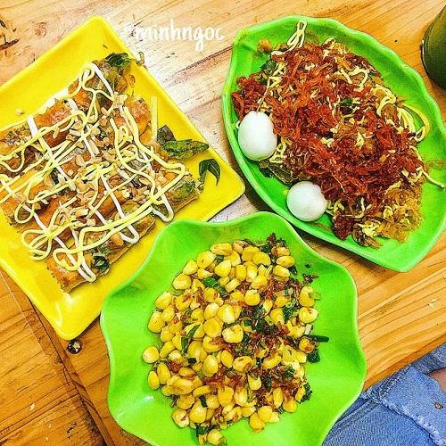 món ăn chùa láng