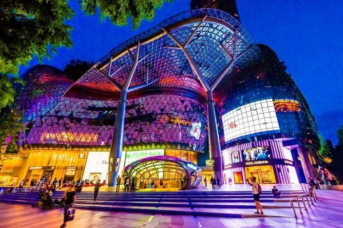 Khu mua sắm Orchard Road