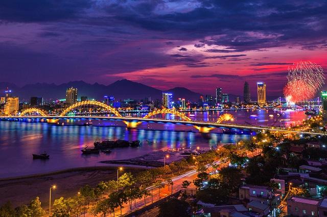 Phong cảnh Đà Nẵng 1