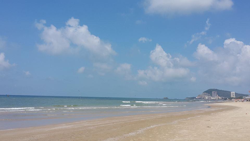 Biển đẹp ở Khám phá khu cắm trại rừng dương Paradise