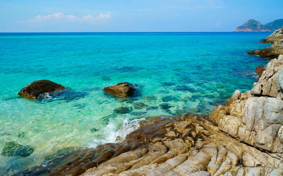 Bãi biển Đầm Trầu – Côn Đảo