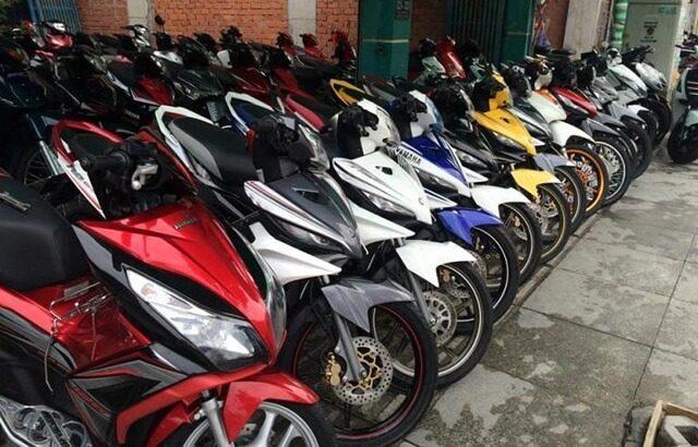 Dịch vụ cho thuê xe máy ở Đà Nẵng