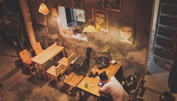 Cafe Xoan (ảnh 2)