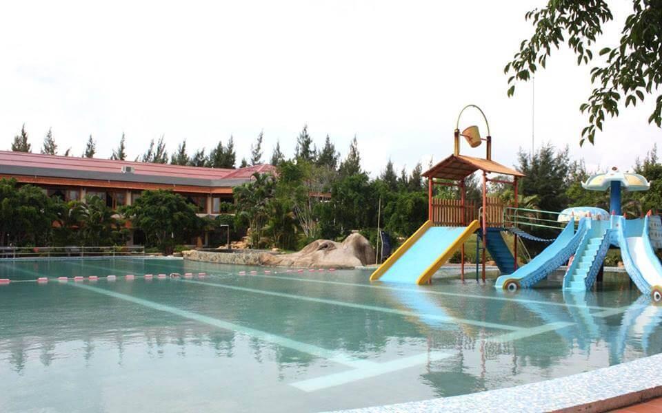Khu hồ bơi Zenna Pool Camp