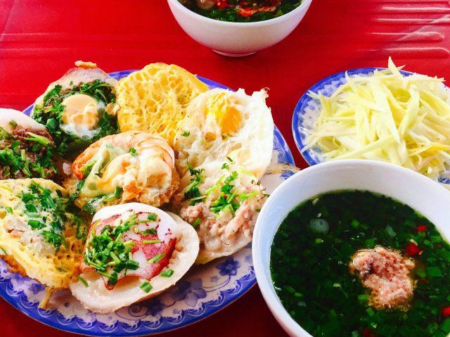 Bánh cănNha Trang